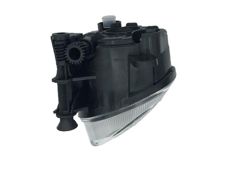 Nebelscheinwerferset Gitter NSW Links + Rechts Chromring Audi A1 10-15 – Bild 5