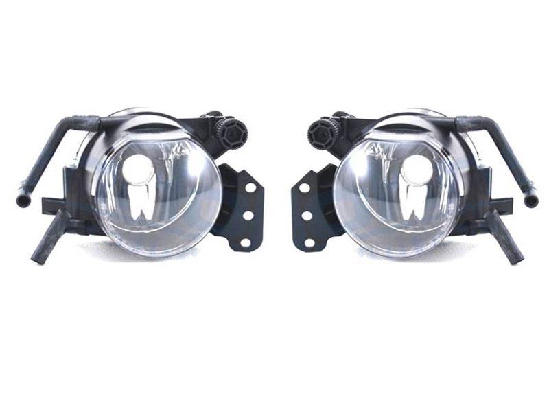 Nebelscheinwerfer Nebelleuchte Nebellampe NSW Links Rechts M-Paket BMW E90 E91 – Bild 1