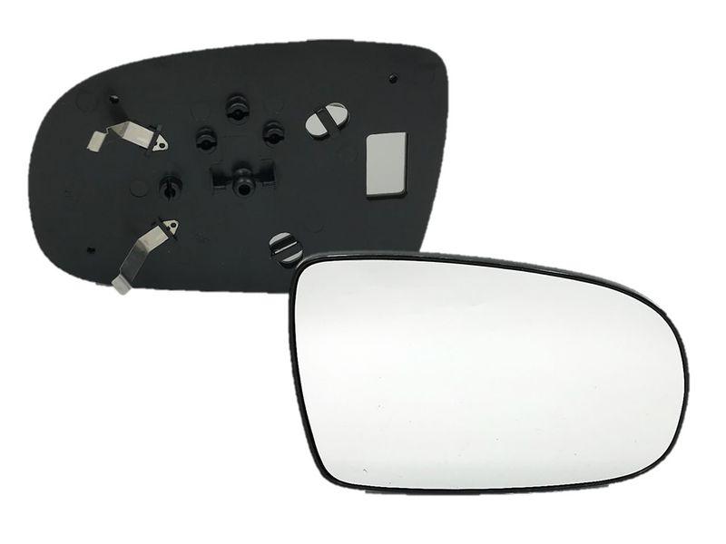 Spiegel Spiegelglas Außenspiegel Glas Rechts konvex Opel Corsa C 00-09  – Bild 1