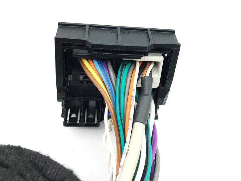 Kabelsatz VW Multimediabuchse MEDIA-IN MDI RNS510 RCD510 RCD310 MP3 iPod USB – Bild 7