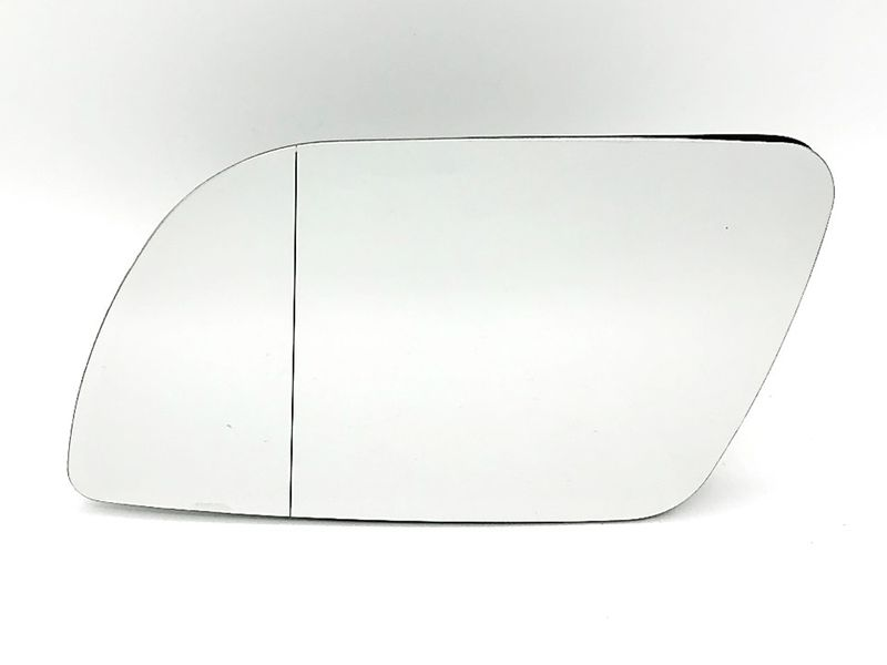 Spiegelglas Spiegel Außenspiegel Glas Links beheizbar VW Polo 9N 10/01-04/05   – Bild 2