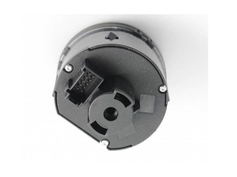 Lichtschalter NSW VW Golf Plus EOS Chromkappe Auto + Nebelscheinwerfer A XSH – Bild 2