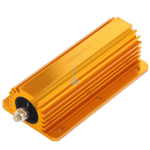 24V 100W 10 Ohm CAN-Bus lighting fault resistance power resistor