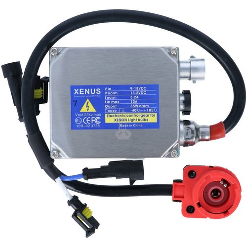XENUS 5DV 007 760-VX Xenon Headlight Ballast, Replacement for Hella