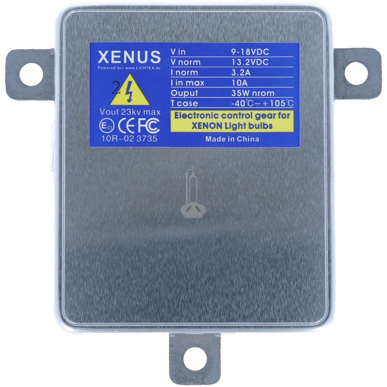 XENUS D3S Xenon Headlight Ballast, Replacement for Mitsubishi Electric W003T20171
