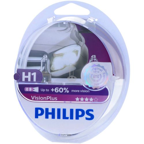 H1 PHILIPS VisionPlus - More Wisibility