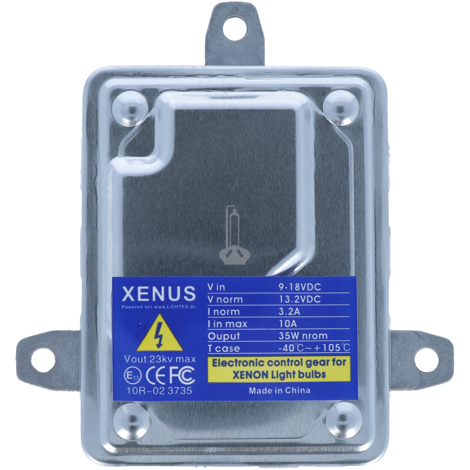 XENUS D1S D1SUNI Xenon Headlight Ballast, Replacement for AL