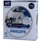 H7 PHILIPS WhiteVision - Intense Xenon effect