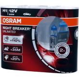 H1 OSRAM Night Breaker UNLIMITED - Power