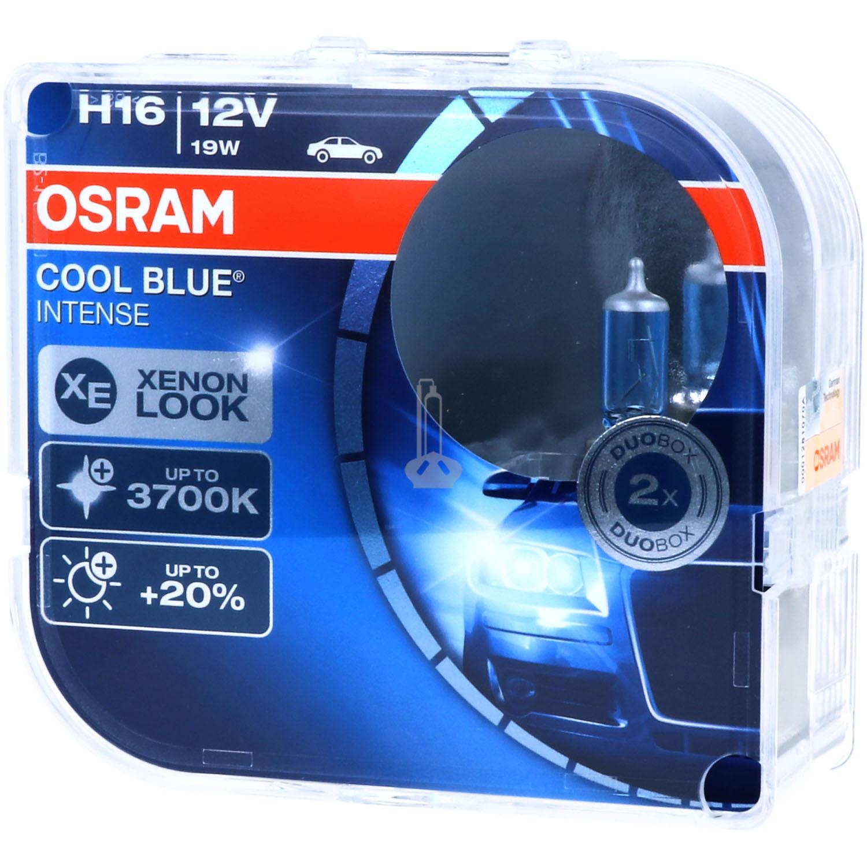 H16 OSRAM Cool Blue Intense - Stylischer Look