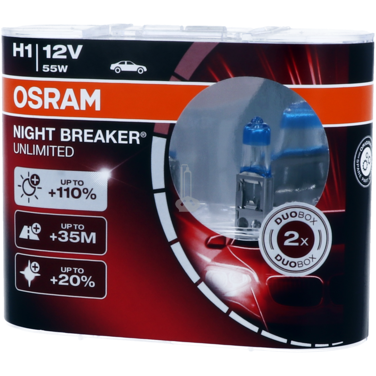 OSRAM Night Breaker UNLIMITED - Power