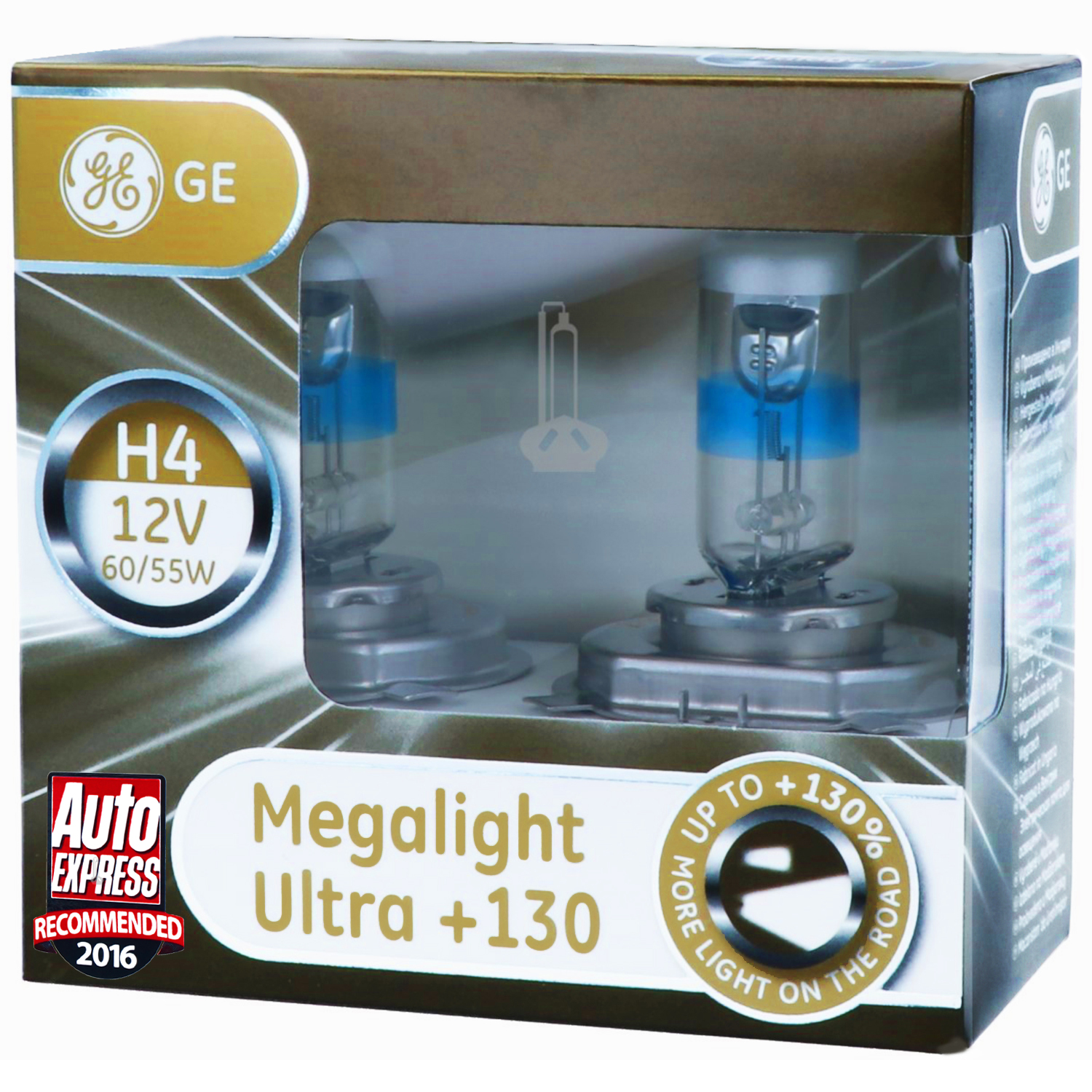 GE Lighting Megalight Ultra +130% mehr Licht