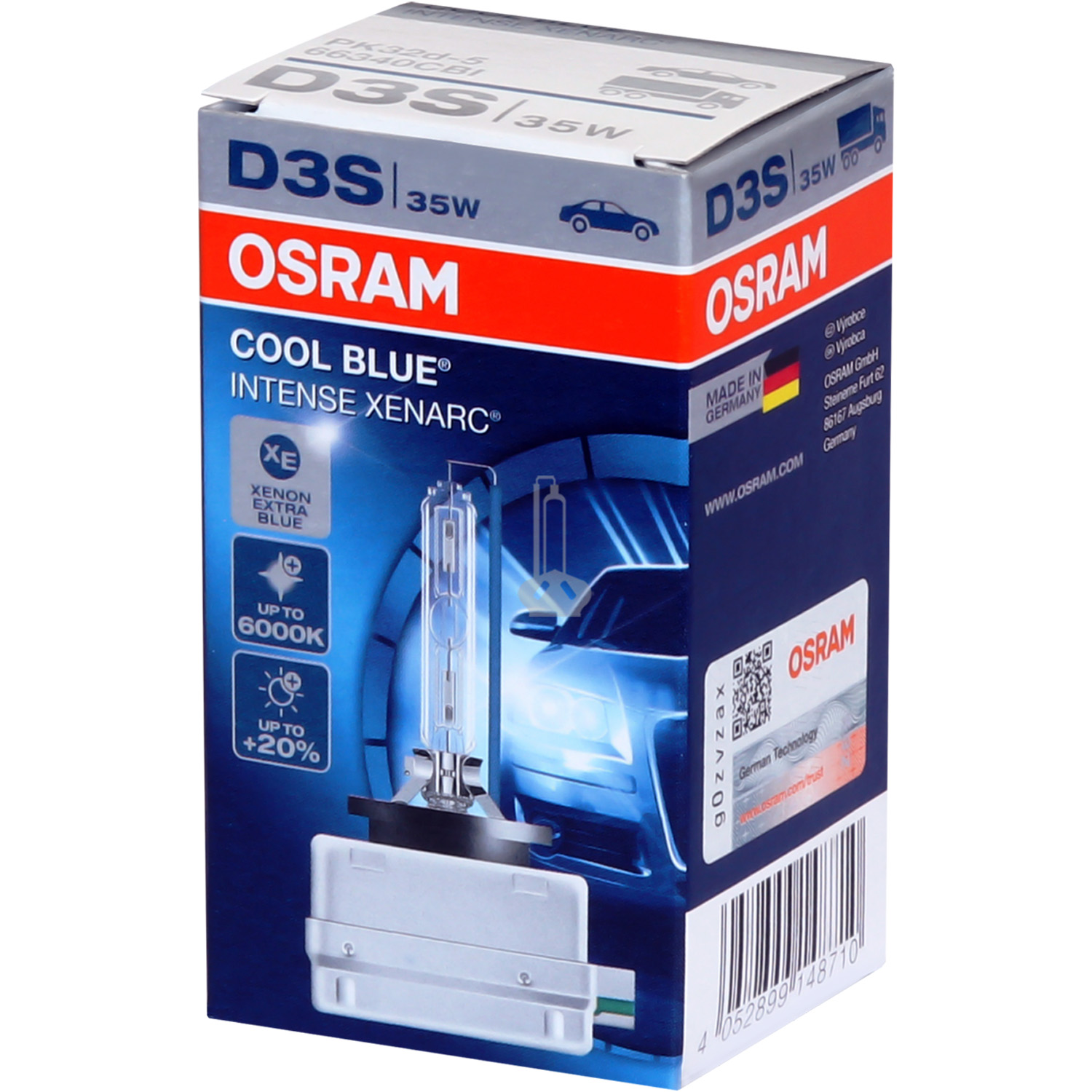 osram d3s 66340cbi xenarc cool blue intense xenon brenner. Black Bedroom Furniture Sets. Home Design Ideas