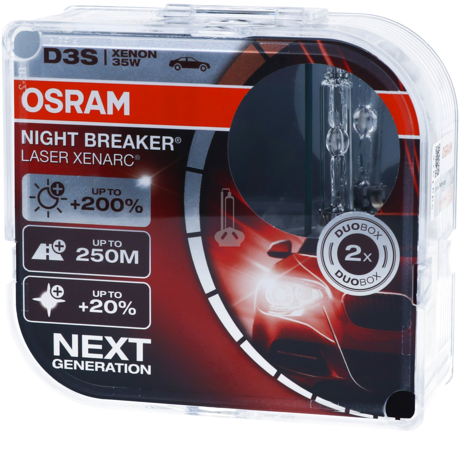 osram d3s 66340xnl night breaker laser xenarc next. Black Bedroom Furniture Sets. Home Design Ideas