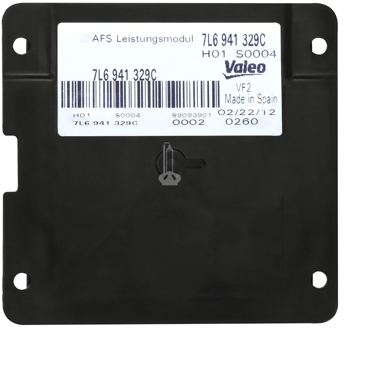 Valeo AFS Power Module for cornering light VW Audi Seat 7L6941329C Headlight Ballast