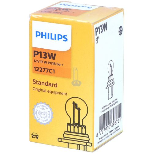 PHILIPS Standard Signal and interior lighting
