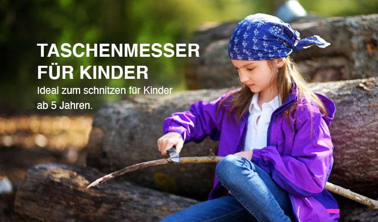 Taschenmesser für Kinder