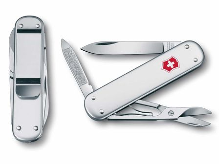 Victorinox Money Clip, Alox