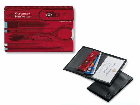 Victorinox SwissCard mit Etui