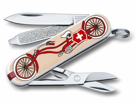 Victorinox Classic Limited Edition 2015 Bicycle