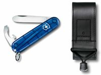 Set My First Victorinox blau mit Etui