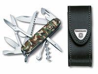 Victorinox Huntsman Camouflage mit Etui