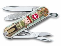Victorinox Classic Limited Edition 2016 Wilhelm Tell 001