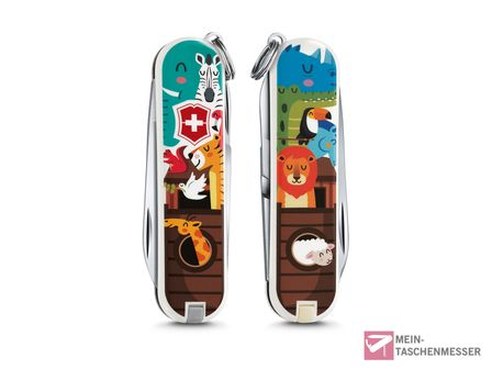 Victorinox Classic Limited Edition 2017 The Ark