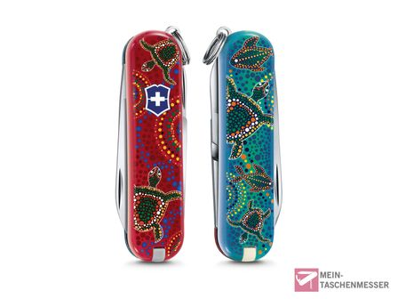 Victorinox Classic Limited Edition 2017 Turtles Down Under