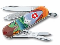 Victorinox Classic Limited 2018 Call of Nature Matterhorn