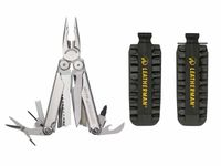Leatherman Wave mit Bit Kit