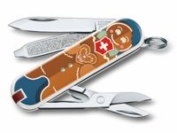 Victorinox Classic Limited 2019 Gingerbread Love
