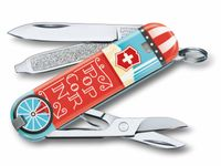 Victorinox Classic Limited 2019 Let It Pop! 001