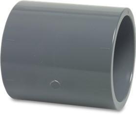 PVC Muffe 63mm