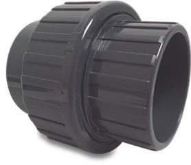PVC Verschraubung 63mm