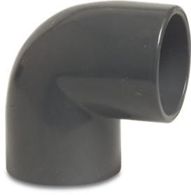 PVC Winkel 90° 50x50mm