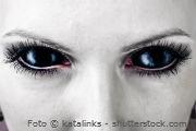 Halloween Kontaktlinsen Sclera