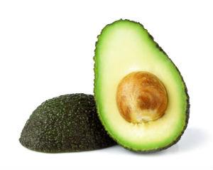 Avocados für die Augen