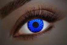 Crazy UV Kontaktlinse