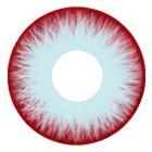 Halloween Zombie Kontaktlinse