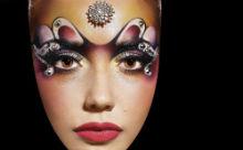 Karneval Kontaktlinsen