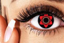Sasuke Uchiha Kontaktlinsen