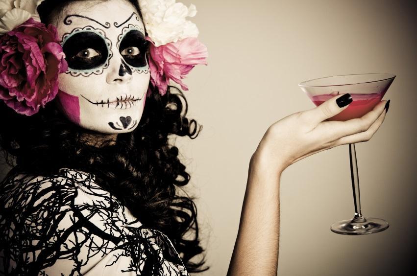 Halloween Schminken Zombie