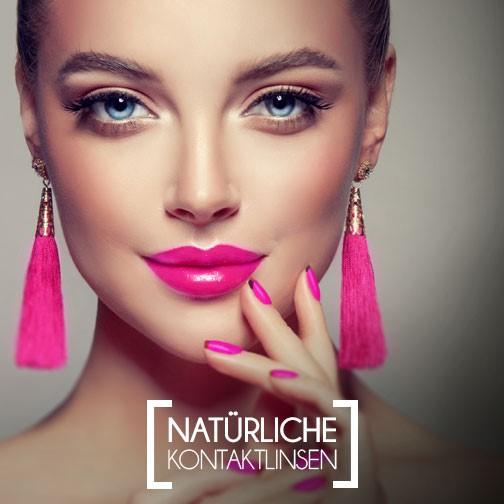 Natürliche Kontaktlinsen
