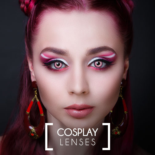 Cosplay Lenses