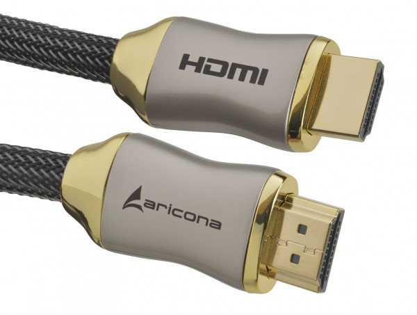 HDMI Kabel - Gold Serie