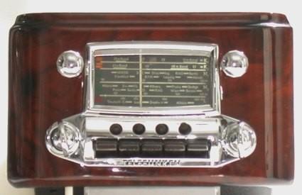 Telefunken für Mercedes 220, 6V