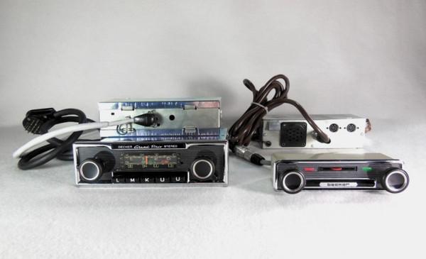 Becker Grand Prix stereo for Mercedes Benz 600