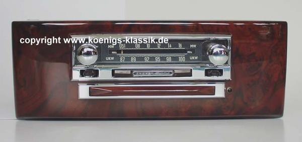 Becker Mexico tube radio for Mercedes 300 B/C/D