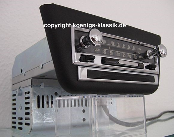 Becker Mexico tube radio for Mercedes 300 SL Roadster